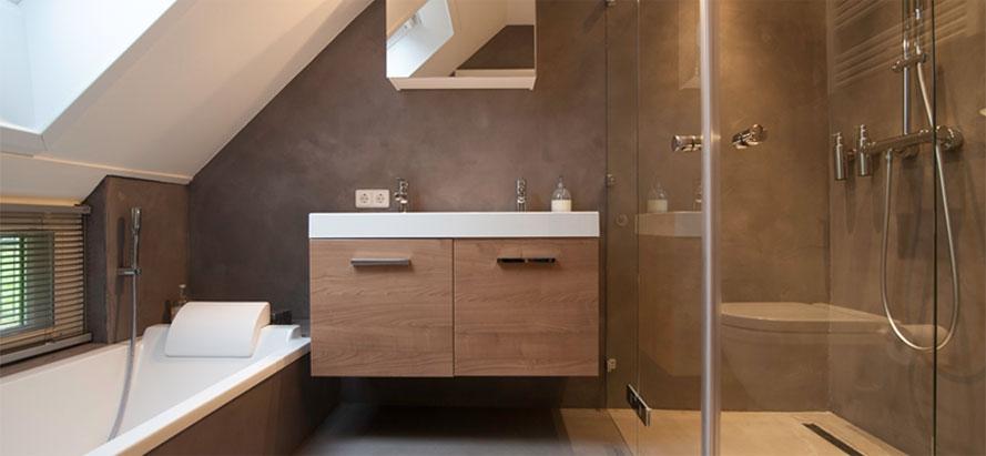 Stuc deco stucadoorsbedrijf heijmenberg - Kleine badkamer deco ...